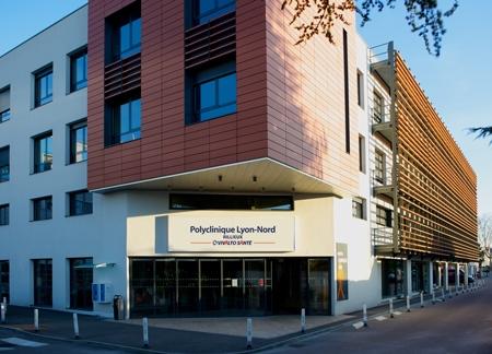 Polyclinique Lyon Nord Rillieux